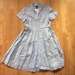 Brooks Brothers Irish Linen Dress